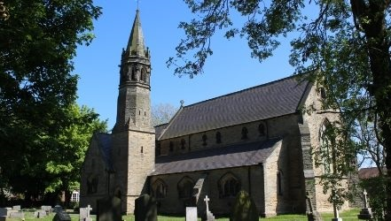sherburn church