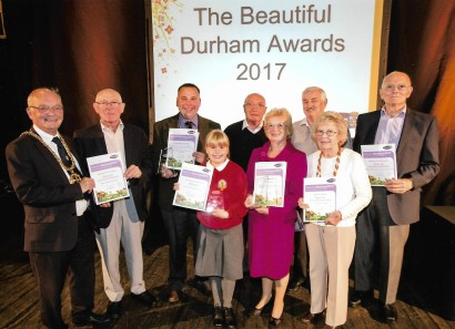 Beautiful Durham Award Winners 2017