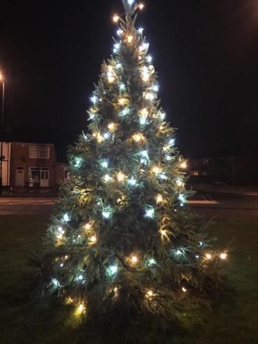 xmas tree 2017