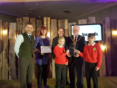 County Durham Environmental Award 2018